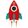 Space Hop Arcade Icon