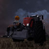 Night Farm Mountain Land Farming Simulator Icon