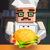 Pixel Burger Simulator 3D Full Icon