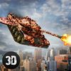 Battle Tank Flight Simulator 3D Full Icon