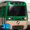 Paris Subway Train Driving Simulator Full Icon