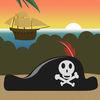 Crazy Pirate Drop Challenge Pro