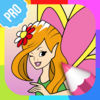 Fairy Pictures to Color PRO