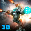 City Mech Battlefield 3D Full Icon