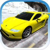 Sports Cars Racing Winter Icon