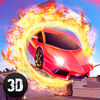 Extreme Car Stunt Racing 3D Full Icon