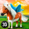 Flying Pony Simulator 3D Full Icon