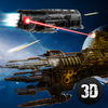 Spaceship Fighting Battle Wars 3D Full Icon