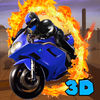 Crazy Bike Stunt Racing 3D Full Icon