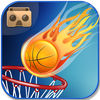 VR Basketball Shoot Icon