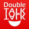 Double Talk Word Game Icon