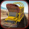 Sahara Desert Truck Driver
