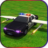 Flying Future Police Cars Pro