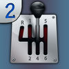 Car Manual Shift 2 Icon