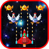 Space Attack Chicken Shooter