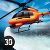 Emergency Fire Helicopter Simulator 3D Full Icon