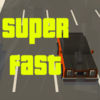 Super Fast Lane Runner Icon