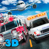 Emergency Airport Transport Simulator 3D Full Icon