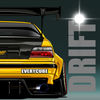 Drift star Icon