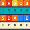 Jigsaw Word Line Puzzle Game Icon