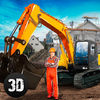 Small City Construction Simulator 3D Full Icon