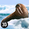 Arctic Walrus Survival Simulator 3D Full Icon