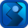 Zigzag Roll Ball 3D Pro Icon