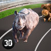 Wild Animal Racing Challenge 3D Full Icon