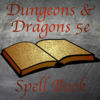Spell Book DandD 5e Now Available On The App Store