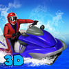Extreme Boat Racing Fever 3D Full Icon