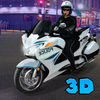 City Police Motorcycle Simulator 3D Full Icon