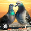 Pigeon Bird Survival Simulator 3D Full Icon