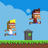 Retro Running Brothers Now Available On The App Store