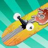 Skateboarding Pro Icon