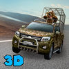 Animals Police Transporter Simulator 3D Full Icon
