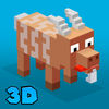 Pixel Goat Turbo Attack Full Icon