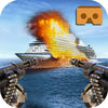 VR Warship Battle  Defence 3D