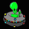 Jumper alien Icon