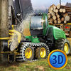 Sawmill Driver Simulator 3D Full Icon