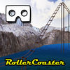 VR Mountain RollerCoaster for Cardboard Glasses Now Available On The App Store