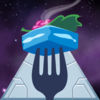 Space Food Truck Icon