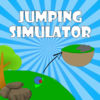 Jumping Simulator Icon
