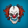 Shoot The Clown Clown PurgeAction Game Review iOS