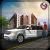City Limo Taxi Driving Simulator