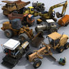Construction Excavator Simulator Machines Review iOS