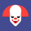 Killer Clown Chase Icon