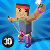 Block Rush Fighter Full Icon