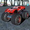 Monster Truck Jump Pocket Icon