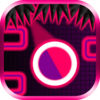Arcade Game Pink Glow Fall Down Now Available On The App Store