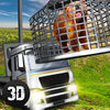 Wild Animal Transporting Crane 3D Full Icon